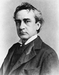 Photo of Edwin Thomas Booth