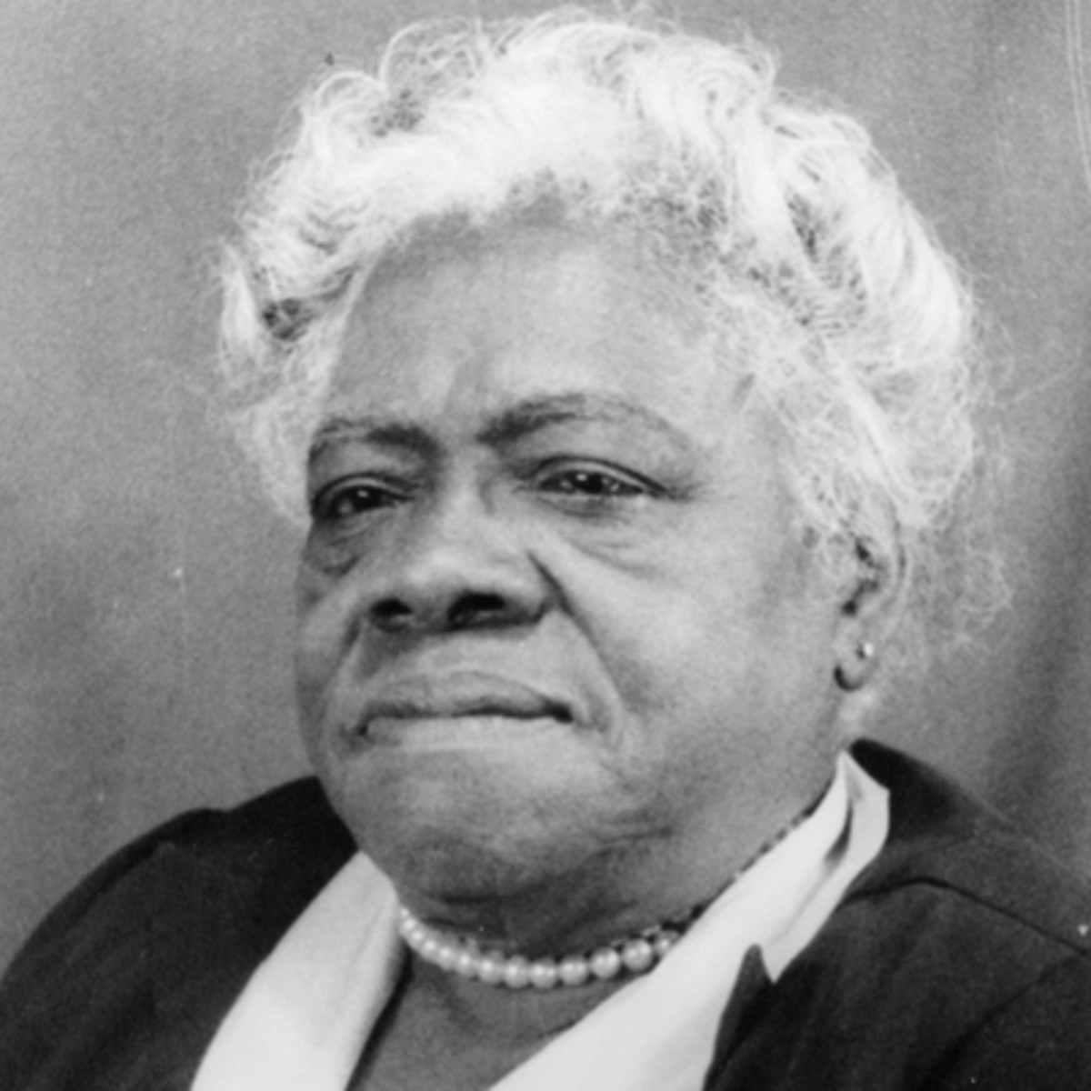 photo of Mary McLeod Bethune